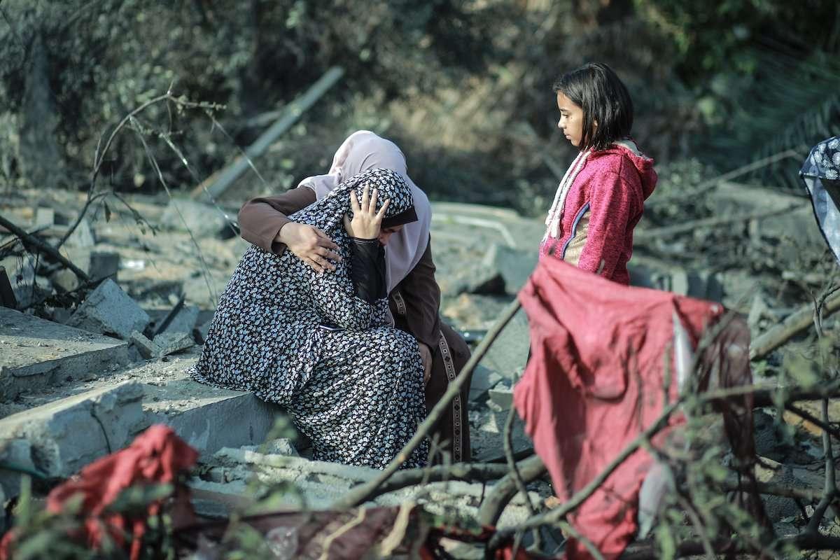 संयुक्त राष्ट्र ने 2012 कहा था गाजा 2020 तक आबादी विहीन होगा, हकीकत-20 लाख से ज्यादा आबादी बुनियादी ढांचे से महरूम