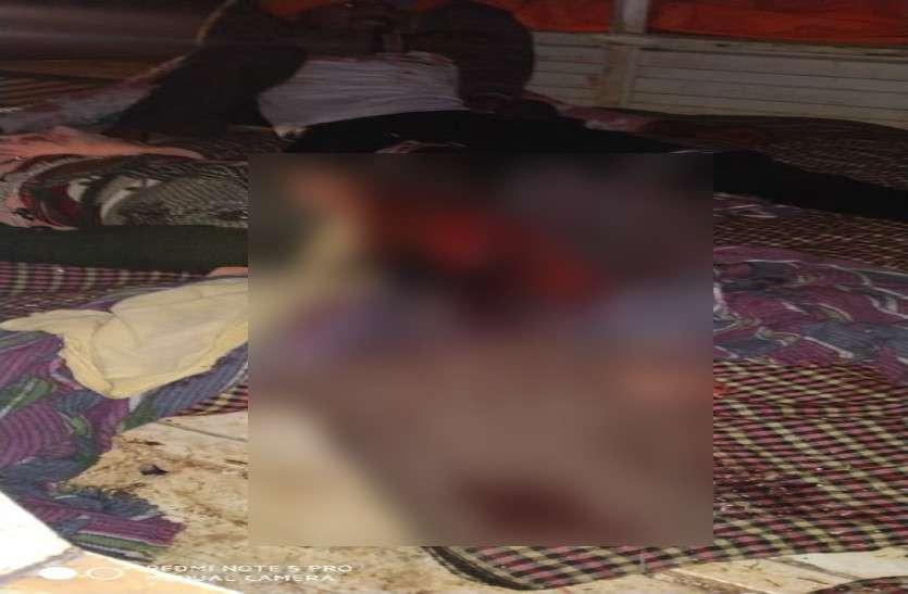 भगवान नरसिंगनाथ के दर्शन करने जा रहे श्रद्धालु, रास्ते में ड्राइवर को आई झपकी, एक ही परिवार की दो महिलाओं की मौत