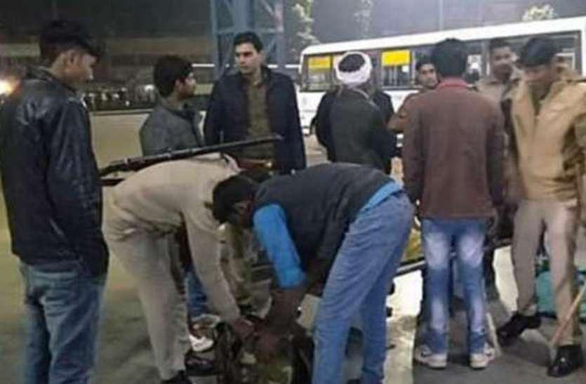 Meerut: यूपी में दो आतंकियों के घुसने की सूचना पर वेस्ट में भी अलर्ट