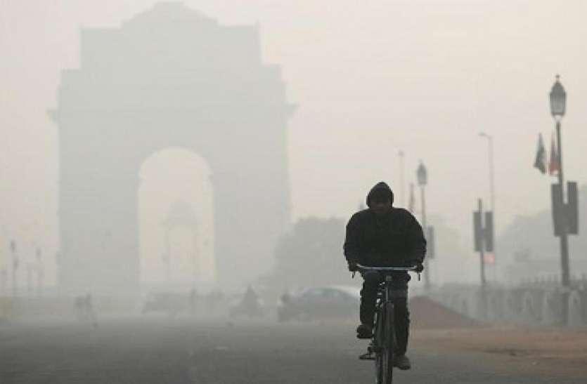 दिल्ली की प्रदूषण को कम करेगी साइकिल