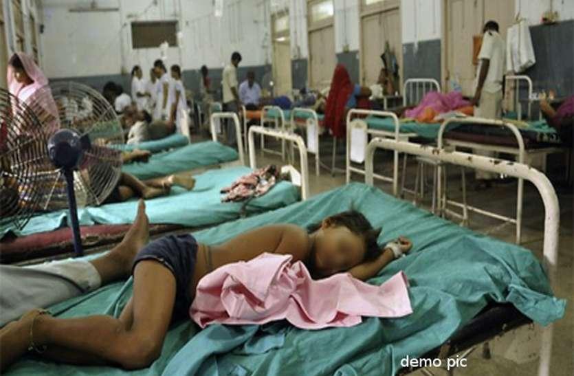 जोधपुर के अस्पतालों की रिपोर्ट में हुआ खुलासा, 5 साल में भर्ती हुए 2.5 लाख बच्चे, 9 हजार बने काल का ग्रास