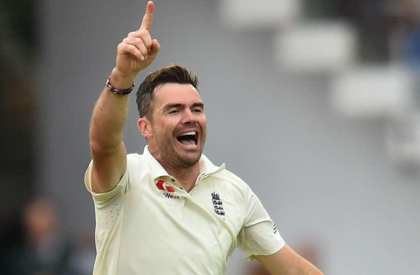 इंग्लैंड के एंडरसन ने फिर झटके 5 विकेट, रिकॉर्ड की लिस्ट में बॉथम, अश्विन से निकले आगे