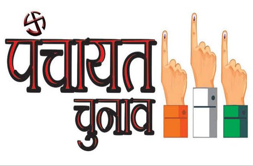 राजस्थान के इस जिले में पंचायत चुनाव की कुछ ऐसी छाई है रौनक