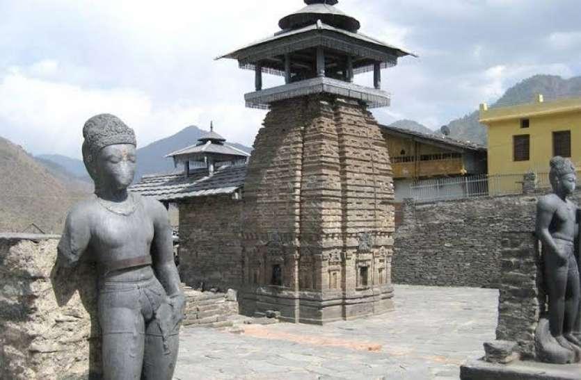 लाखामंडल आते ही मुर्दा भी हो जाता है जिंदा, जानें मंदिर से जुड़े अनोखे रहस्य