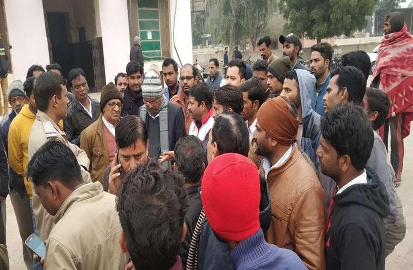 कचौरी विवाद में युवक की हत्या