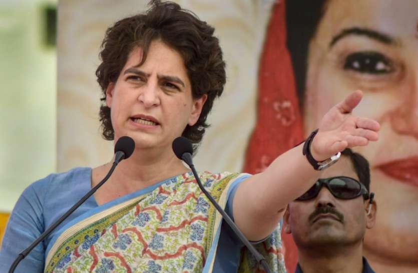 JNU हिंसा: प्रियंका गांधी का बीजेपी पर तीखा हमला, मोदी-शाह पर लगाए गंभीर आरोप