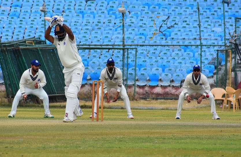 रणजी सत्र : राजस्थान की लगातार तीसरी हार