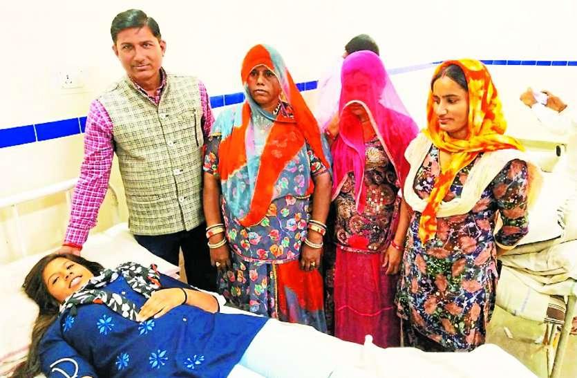 शहीद की स्मृति में युवाओं ने किया 167 यूनिट रक्तदान