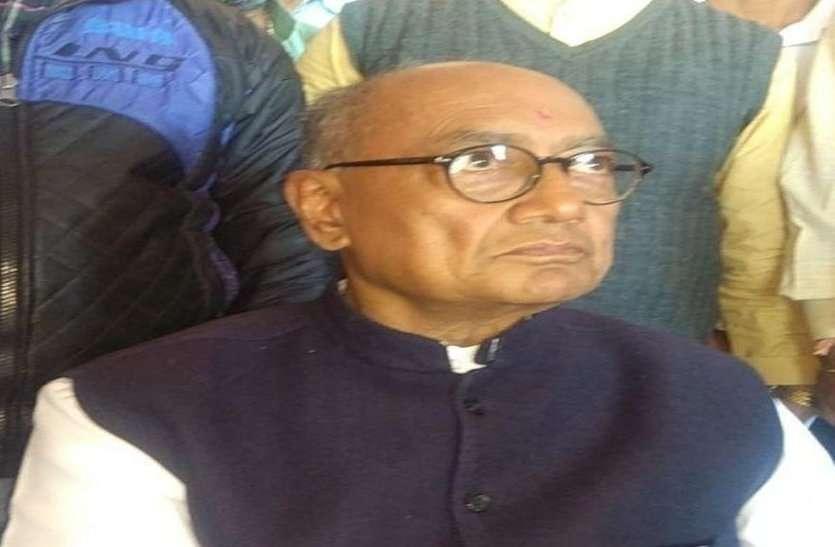 दिग्विजय सिंह ने कमलनाथ को कहा सिंघम मुख्यमंत्री