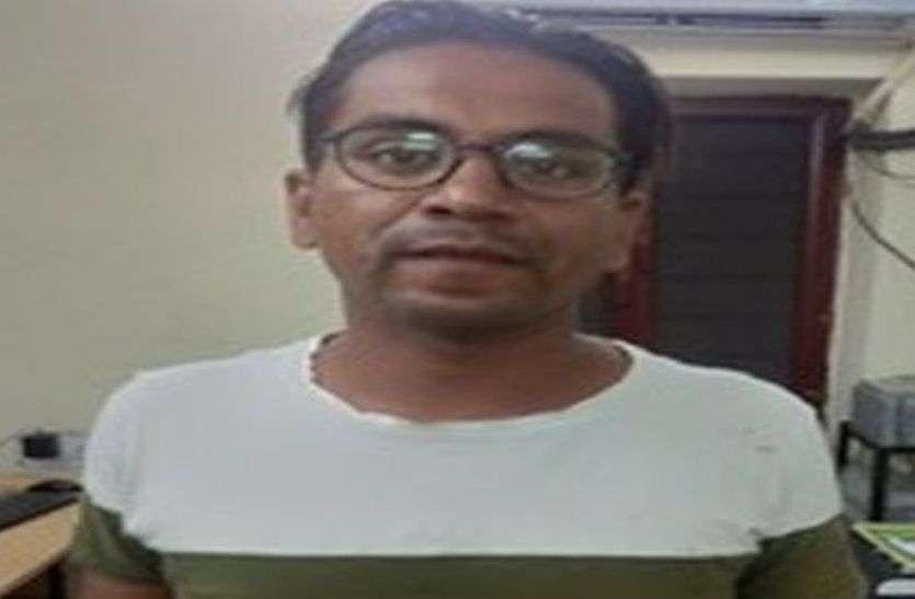 मांडवला में चोरी की वारदातों का दूसरा आरोपी गिरफ्तार