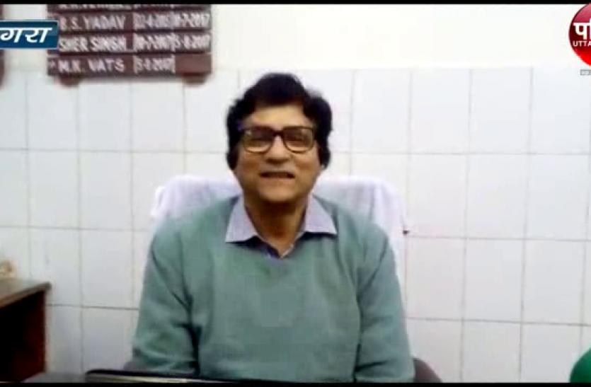 शिक्षक बनना चाहते थे सीएमओ डॉ. मुकेश कुमार वत्स, पढ़िए उनकी निजी जिन्दगी के बारे में, देखें वीडियो
