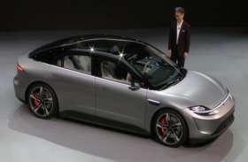 Sony ने तैयार की अपनी पहले Electric Car, नाम होगा Vision S