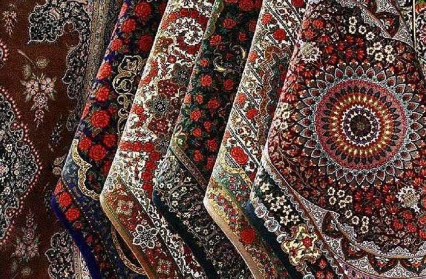 Jaipur And Bhadohi Carpet Design Dominates In International Award -  इंटरनेशनल अवार्ड में जयपुर और भदोही की कालीन डिजाइन का दबदबा | Patrika News