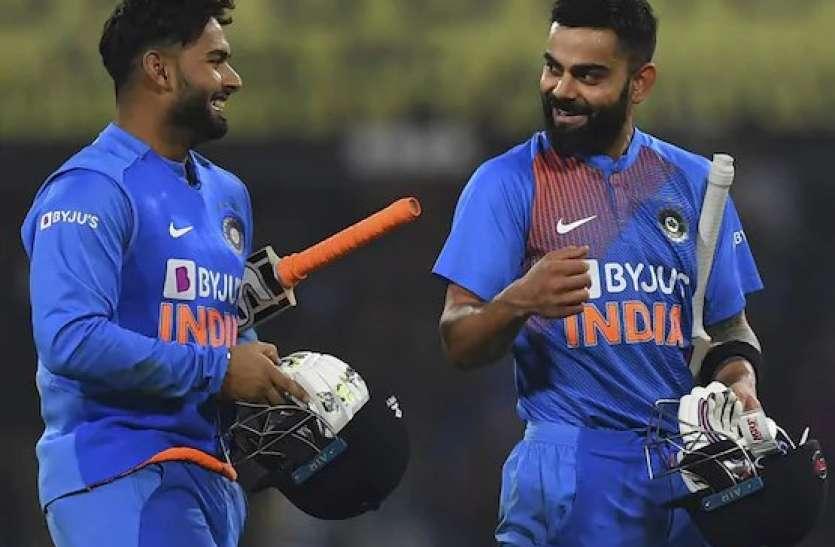 टीम इंडिया ने जीत के साथ किया 2020 का आगाज, श्रीलंका को दूसरे टी20 में 7 विकेट से रौंदा