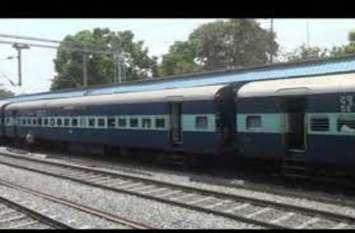 मामूली विवाद पर शराबी ने युवक को ट्रेन से धक्का मारा ,मौत