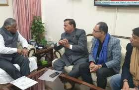 अजमेर रोड पर बनेंगे 4 Flyover, सांसद Ramcharan Bohra ने केन्द्रीय मंत्री को जताई जरूरत