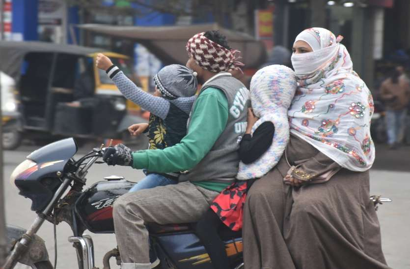 chhindwara temperature