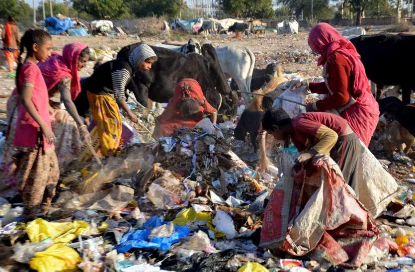 नागौर में नहीं 'वेस्ट' का 'बेस्ट' मैनेजमेंट