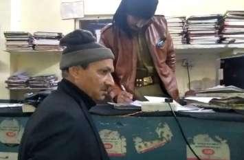 VIDEO: कालका मेल में टिकट चेक कर रहा फर्जी टीटीई पकड़ा