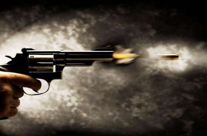 नकाबपोश बदमाशों ने लेखपाल को मारी गोली, हालत गंभीर