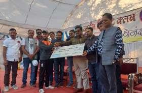 नागपुर को हरा कर, सेमी फाइनल में पहुंची शहडोल