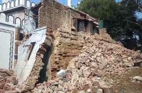 यूपी में बड़ा हादसा, जर्जर मकान गिरने से दो मजदूरों की मौत, कई मजदूर दबे