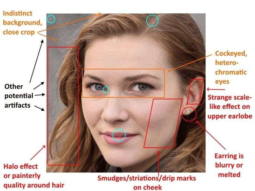 fake चेहरे से लोगों को लुभा रहे हैं डेटिंग ऐप वेब्सीटेस, artificial intelligence का इस्तेमाल कर बना रहे चेहरे