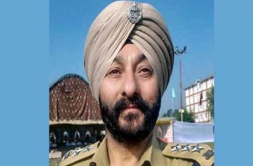 आतंकियों से Dsp देवेंद्र सिंह कनेक्शन की जांच NIA करेगी, गृह मंत्रालय ने दिया आदेश