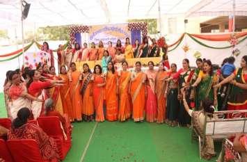 महिला शक्ति बने समाज को जोडऩे का सेतु