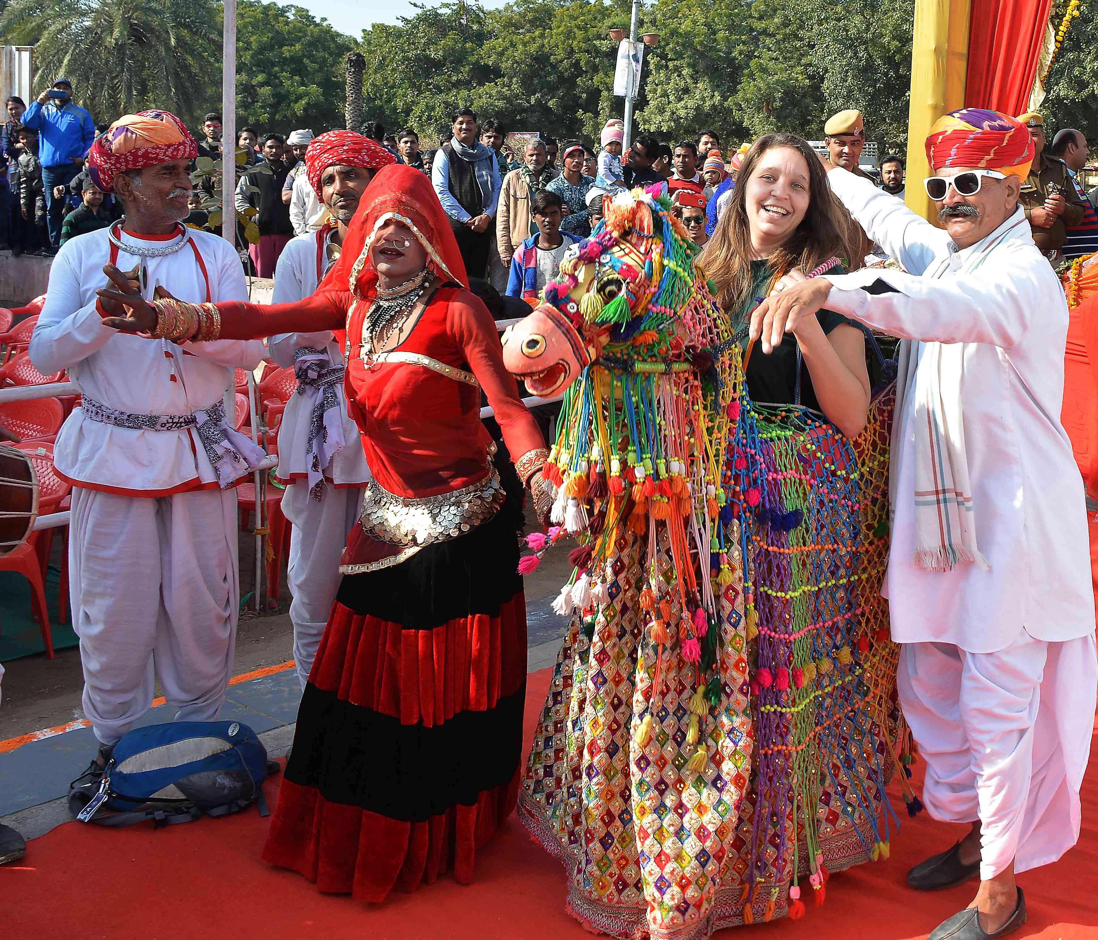 kite festival on makar sakranti