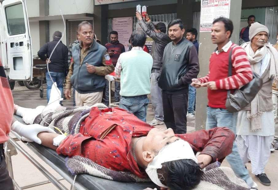 Panna-Satna road accident