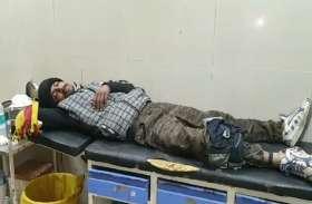 UP: पुलिस मुठभेड़ में पचास हजार का इनामी बदमाश सुल्तान गिरफ्तार