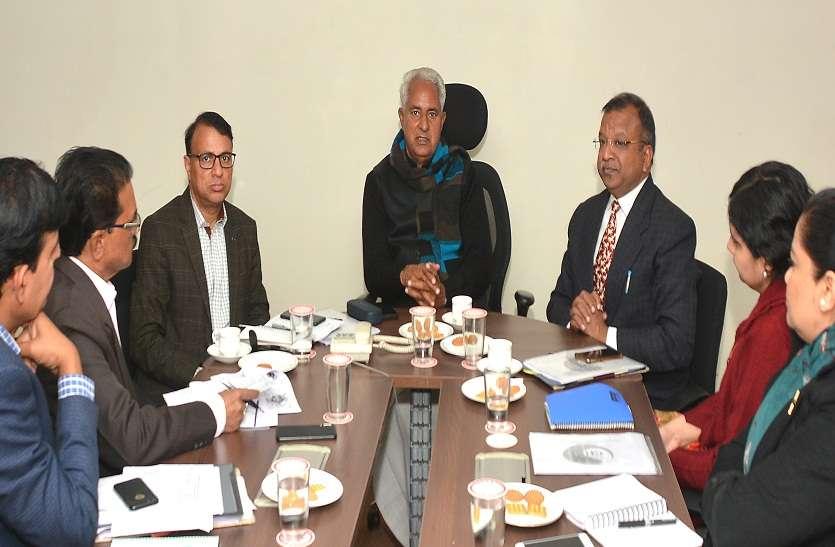 मंत्री ने माना राजस्थान डीएमआईसी कार्यों में पड़ोसी राज्यों से पीछे