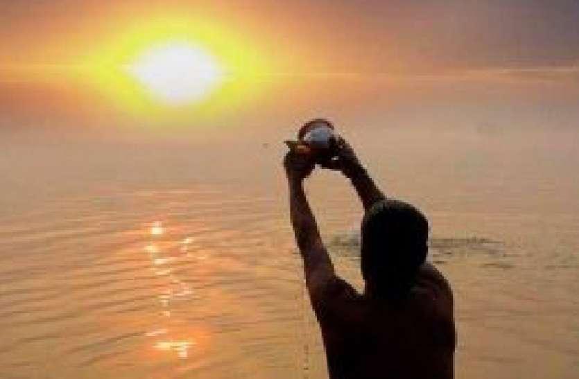 मकर संक्रांति : सूर्यदेव होंगे उत्तरायण, साल का पहला सावा
