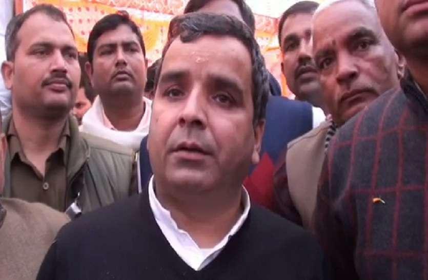 गाजीपुर में बोले सपा नेता धर्मेंद्र यादव, 2022 में योगी सरकार का जाना तय