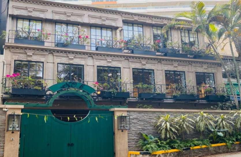 कंगना रनौत के मुंबई पहुंचने से पहले बीएमसी का अमला पहुंचा दफ्तर, जेसीबी से तोड़ना शुरू