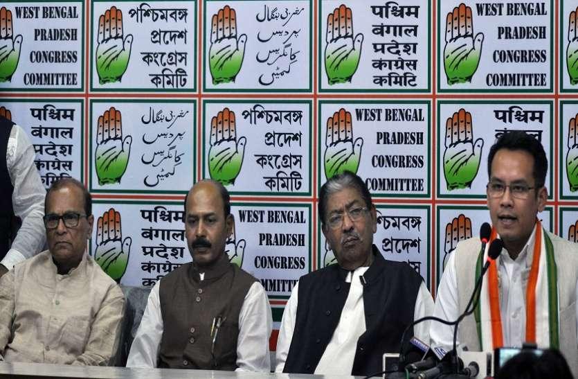 बंगाल के कांग्रेस नेताओं को राजनीति का पाठ पढ़ाएंगे पूर्व केंद्रीय मंत्री चिदम्बरम
