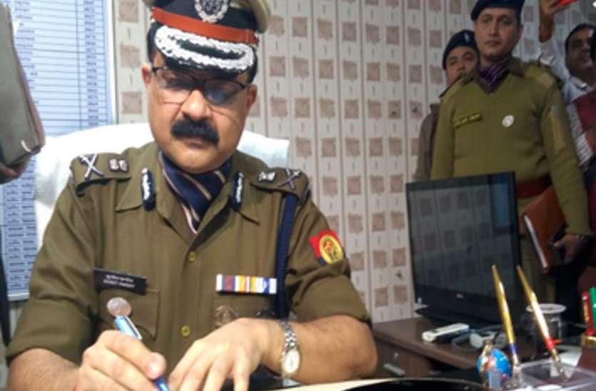 पुलिस कमिश्नर सुजीत पांडे ने चार्ज संभालते ही कर दिया बड़ा ऐलान, कहा अब लगेगा कम वक्त