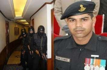 सुनील जोधा: 26/11 हमले का हीरो, 7 गोलियां लगने के बाद भी आतंकियों से लड़ता रहा, एक गोली अब भी सीने में फंसी हुई