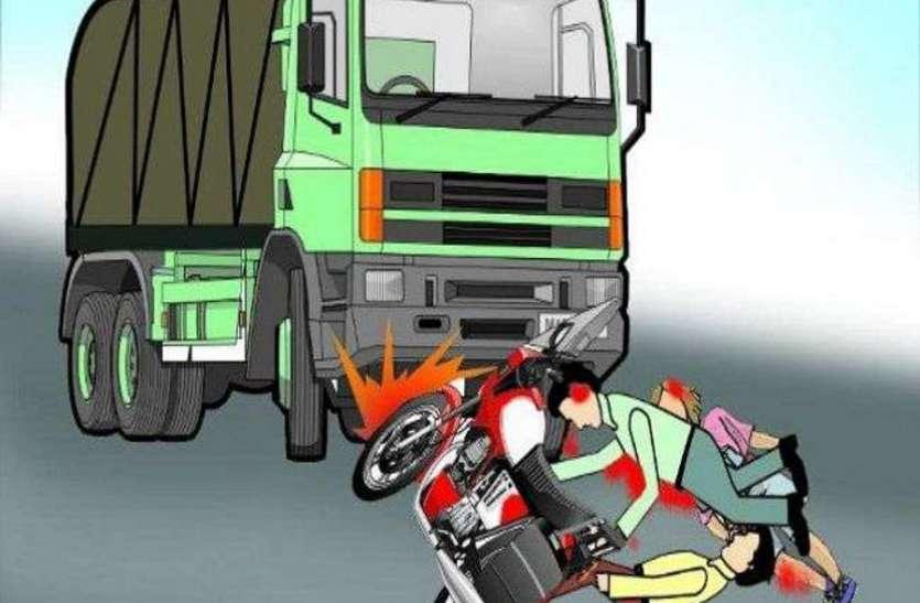 दुर्घटना रोकने की कोशिश नाकाम, बीते वर्ष खूनी सडक़ों ने ली 160 लोगों की जिंदगी