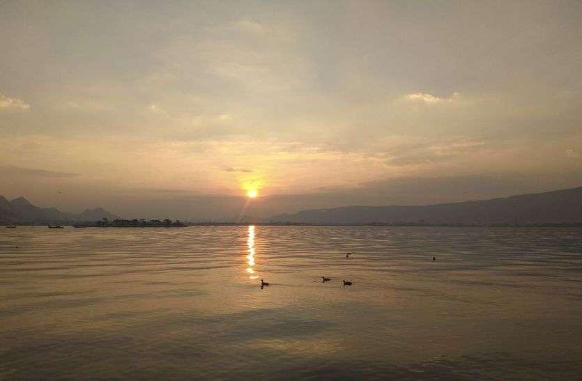 एनजीटी के प्रावधानों का उल्लंघन कर झील में सीधे ही डाला जा रहा 16 नालों का गंदा पानी