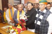 बंशीधर भगत को सौंपी गई उत्तराखंड BJP की कमान