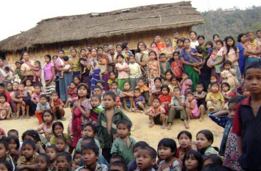 त्रिपुरा के स्थायी निवासी बनेंगे ब्रू शरणार्थी, 22 साल पुरानी समस्या का निकला समाधान