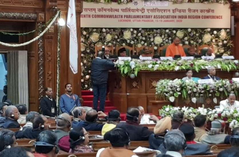 7वें सीपीए सम्मेलन की हुई शुरुआत, ओम बिरला ने कहा संसदीय परंपराओं को ऊंचा उठाना हम सबकी जिम्मेदारी
