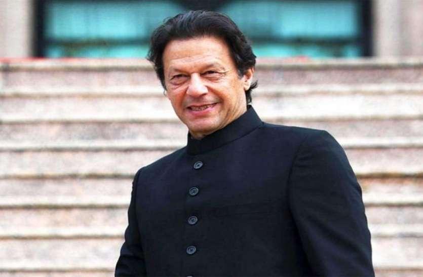 इमरान खान ने यूएन में चीन की कोशिश को सराहा, कहा-कश्मीर को नैतिक व कूटनीतिक समर्थन जारी रहेगा