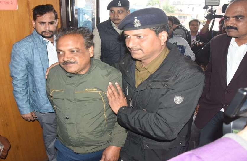 पूर्व CM के ओएसडी की न्यायिक हिरासत 14 दिन और बढ़ी, नाबालिग से दुष्कर्म का है आरोप