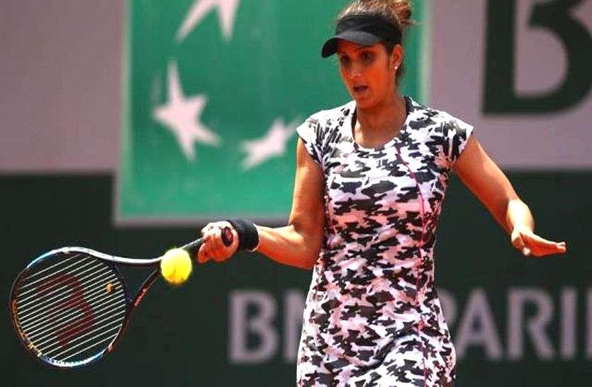 होबार्ट इंटरनेशनल टेनिस : सानिया का शानदार प्रदर्शन जारी, महिला युगल वर्ग के सेमीफाइनल में पहुंची