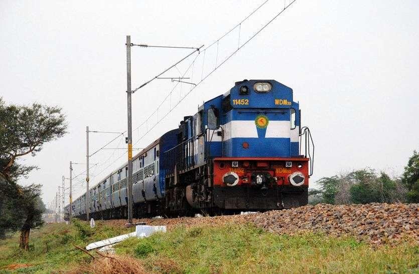 कोटा-जयपुर एक्सप्रेस ट्रेन अब सीकर-झुंझुनूं-लुहारू होकर हिसार तक चलेगी, 12 घंटे में तय करेगी सफर
