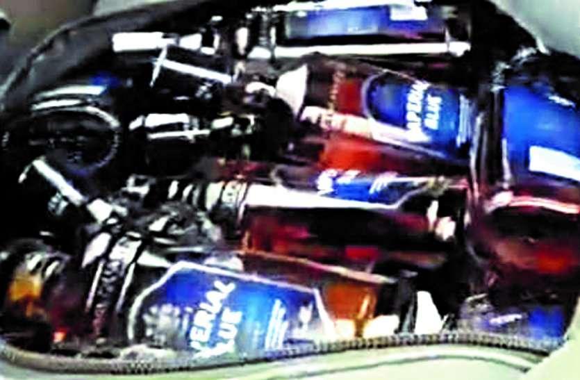 अवैध शराब बिक्री का अड्डा बने शहर के ढाबे