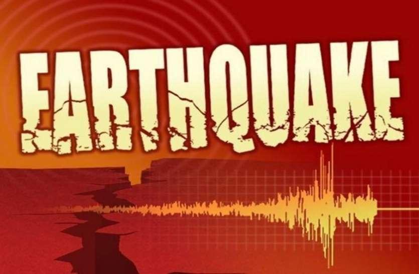 मेक्सिको के ओक्साका प्रांत में भूकंप के तेज झटके, कई मकान क्षतिग्रस्त